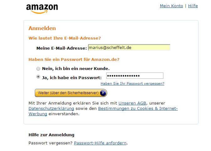 Meine E Mail Adresse Lautet phishing mails so wird im um sein geld gebracht