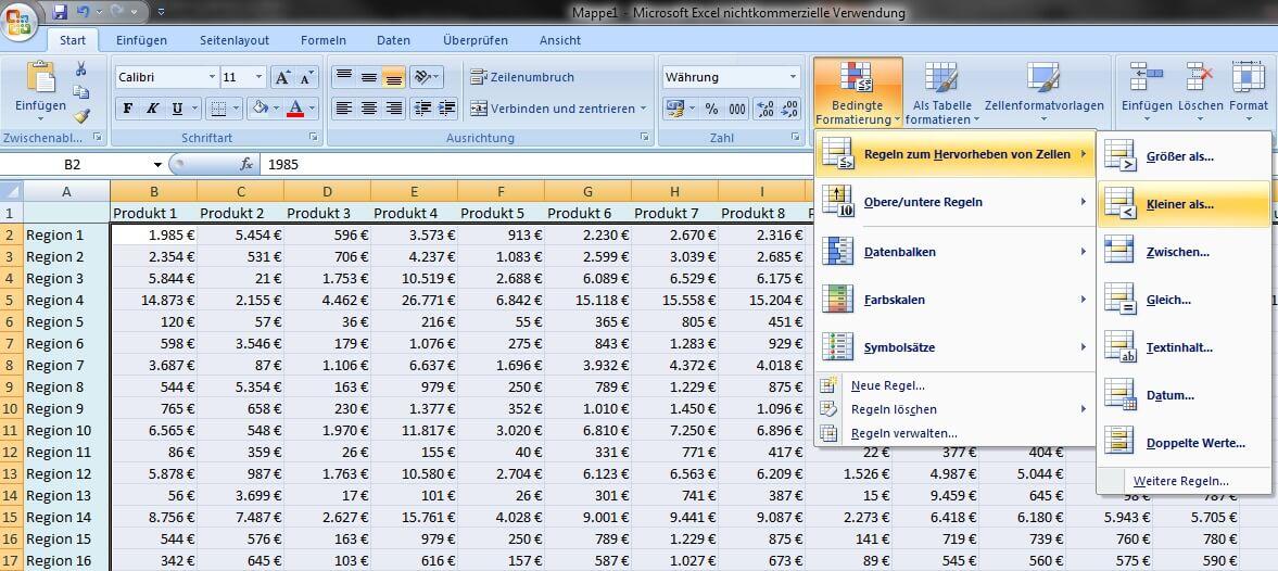 Excel-Tricks: Die Top 5 der besten Tipps   Expertiger
