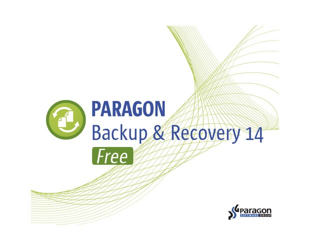 Datensicherung mit dem Tool Paragon Backup and Recovery