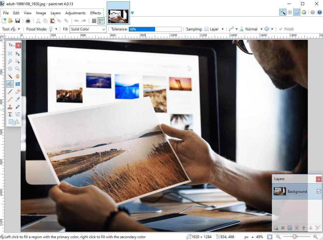 Alternative Paint.NET zu Photoshop von Expertiger