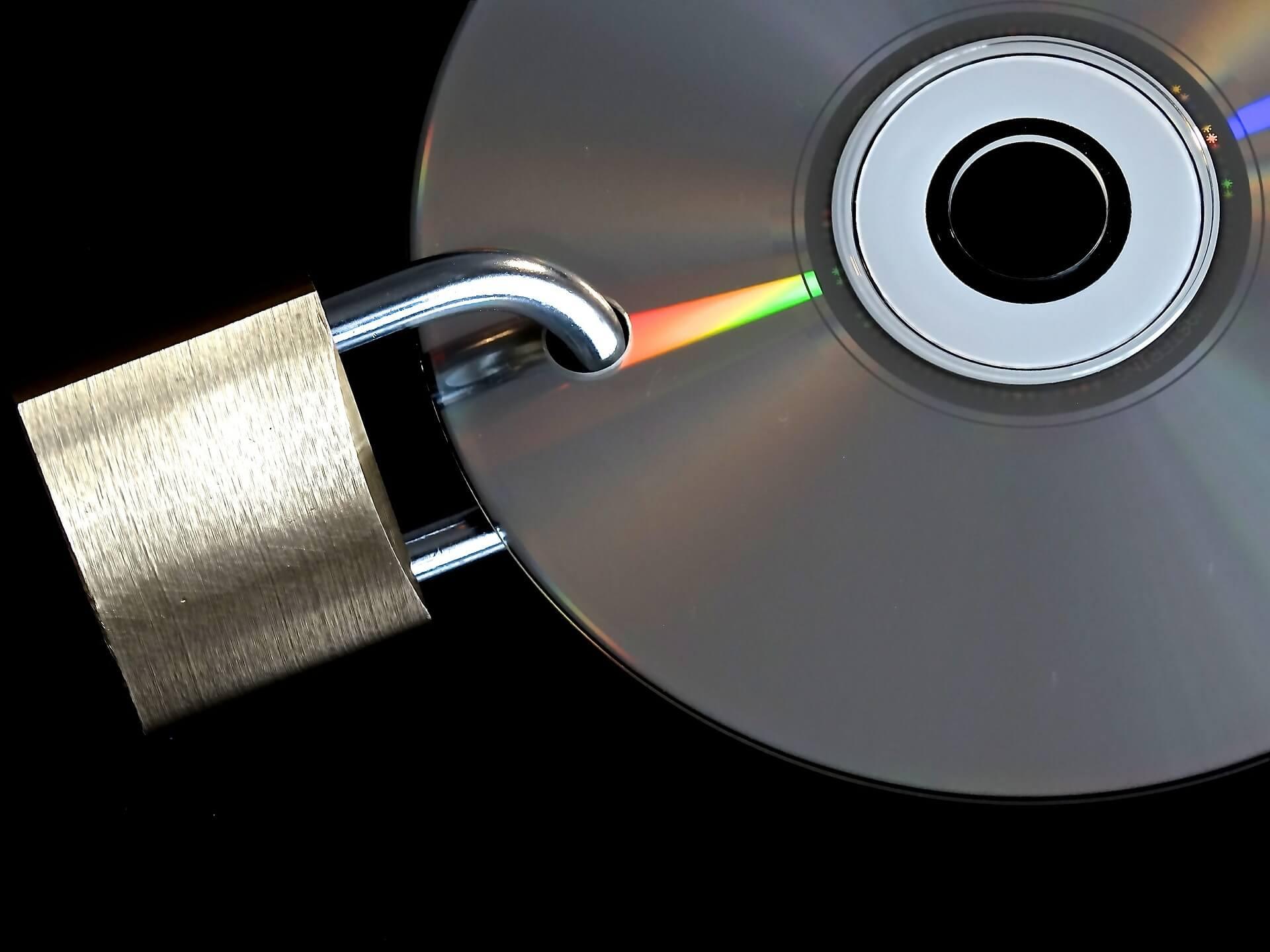 Datensicherung auf CD
