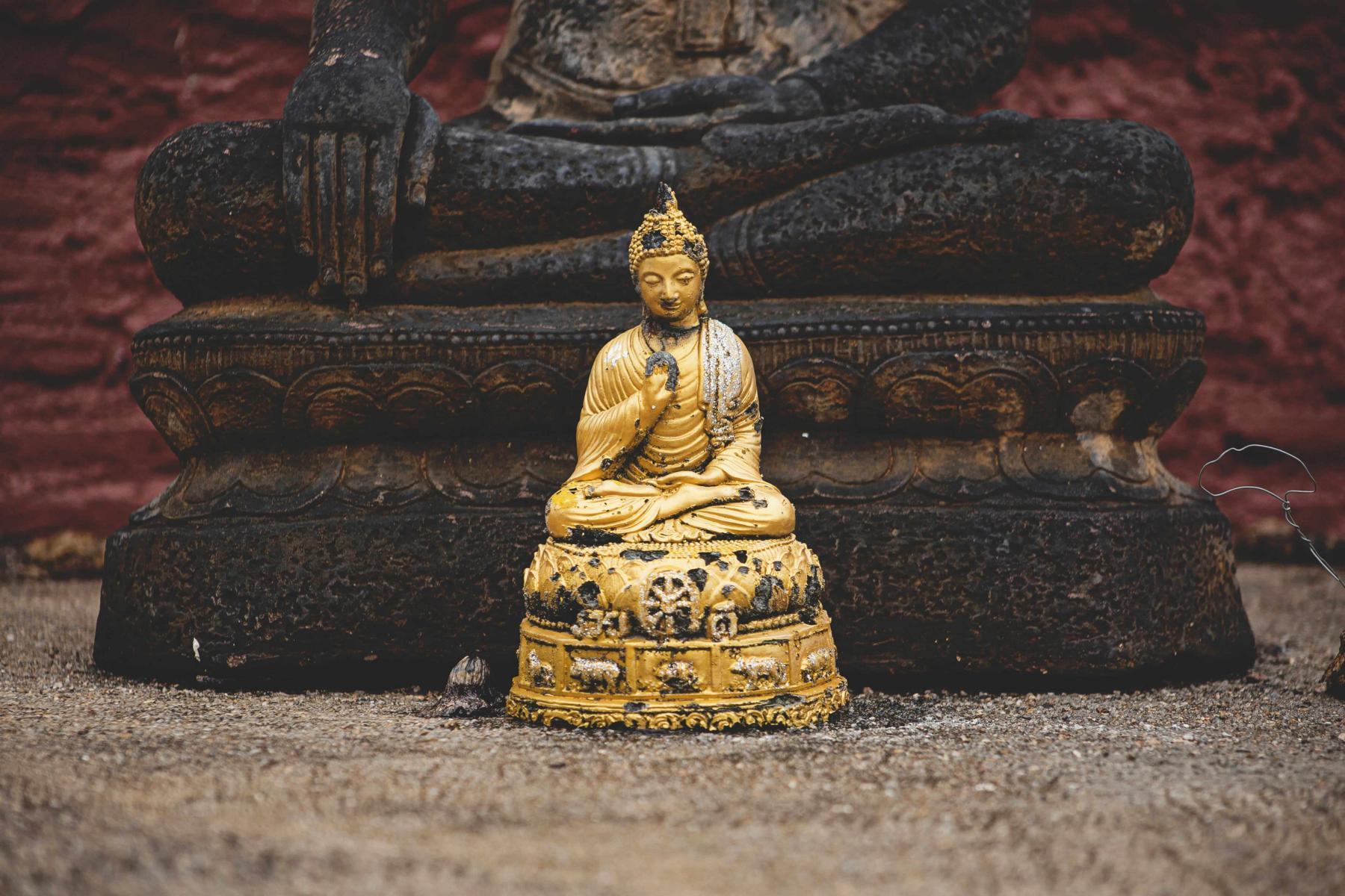 Dharma - Konzept im Buddhismus und fiese Ransomware