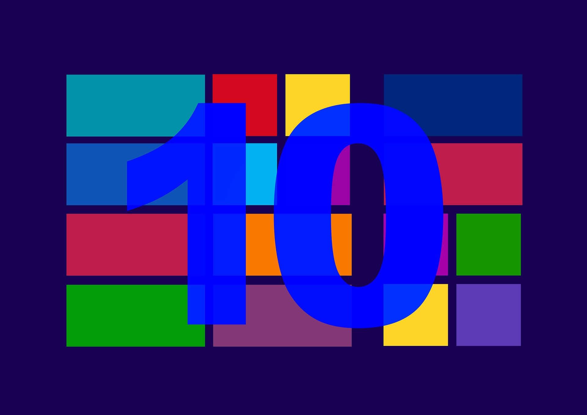 Windows 10 Hintergrund