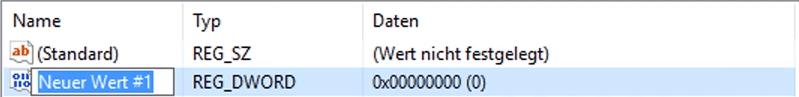 windows defender unter windows 10 deaktivieren neuer wert