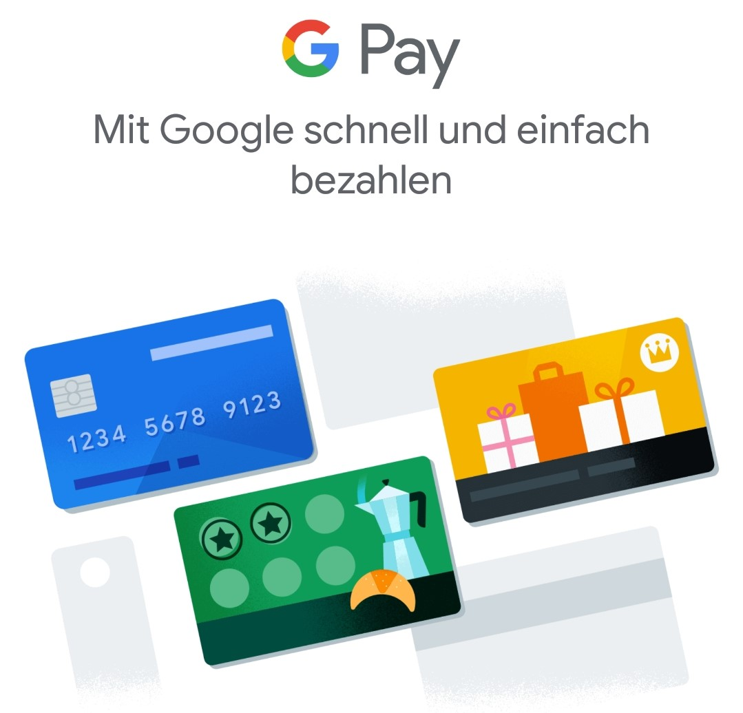 Tutorial: Google Pay einrichten